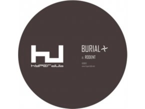 "BURIAL - Rodent (10"" Vinyl)"
