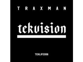 TRAXMAN - Tekvision (LP)