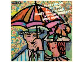 OSCAR PETERSON - Plays The Harry Warren & Vincent Youmans Song Book (LP)
