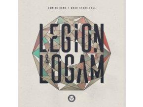 LEGION & LOGAM - Coming Home / When Stars Fall (LP)
