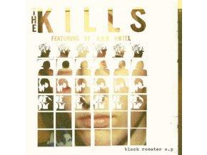 "KILLS - Black Rooster Ep (10"" Vinyl)"
