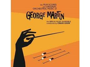 GEORGE MARTIN - The Film Scores And Original Orchestral Music (LP)