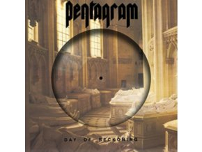 PENTAGRAM - Day Of Reckoning (Picture Disc Lp) (LP)