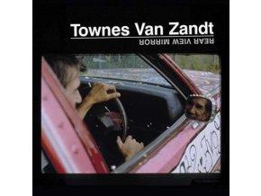 TOWNES VAN ZANDT - Rear View Mirror (LP)