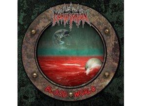 MORTIFICATION - Blood World (LP)