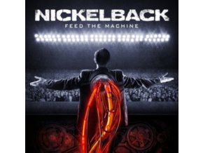 NICKELBACK - Feed The Machine (LP)