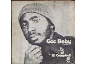 AL CAMPBELL - Gee Baby (LP)