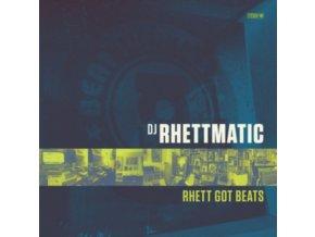 DJ RHETTMATIC - Rhett Got Beats (LP)