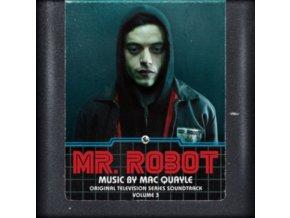 ORIGINAL TV SOUNDTRACK / MAC QUAYLE - Mr. Robot - Volume 3 (LP)