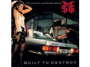MICHAEL SCHENKER GROUP - Built To Destroy (LP)