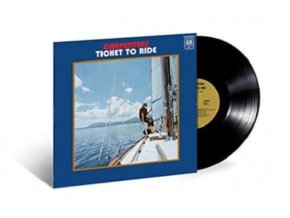 CARPENTERS - Ticket To Ride (LP)