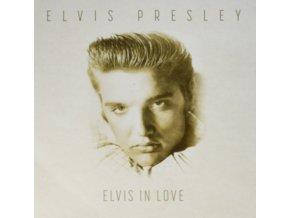 ELVIS PRESLEY - Elvis In Love (LP)
