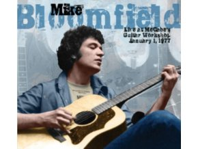 MIKE BLOOMFIELD - Live At Mccabes Guitar Workshop. 1977 (LP)