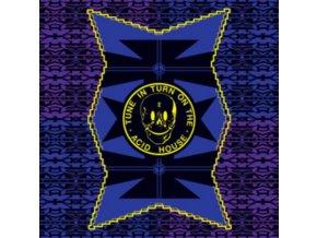 """VIRGINIA - Blue Pyramid (Bezier / Khidja Remixes) (12"""" Vinyl)"""