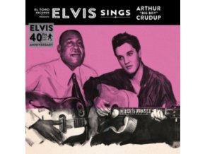 """ELVIS PRESLEY - Sings Arthur Crudup (7"""" Vinyl)"""