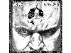 """PSICO GALERA - Senza Via De Fuga (7"""" Vinyl)"""