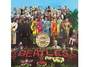 BEATLES - Sgt PepperS Lonely Hearts Club Band (LP)