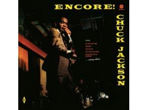 CHUCK JACKSON - Encore! (LP)