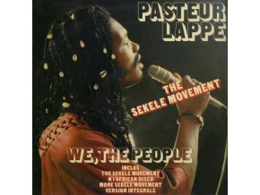 PASTEUR LAPPE - We. The People (LP)