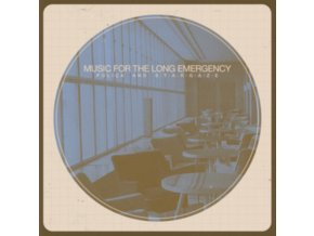 POLICA AND S T A R G A Z E - Music For The Long Emergency (LP)