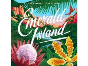 CARO EMERALD - Emerald Island EP (LP)