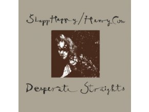 SLAPP HAPPY / HENRY COW - Desperate Straights (LP)