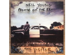 NEIL YOUNG / PROMISE OF THE REAL - The Visitor (LP)