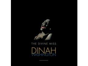 DINAH WASHINGTON - The Divine Miss (LP)