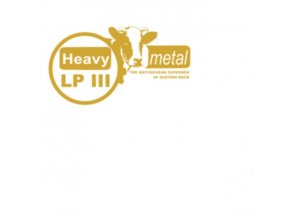 HEAVY METAL - The Nietzschean Supermen Of Dustbin Rock (LP)