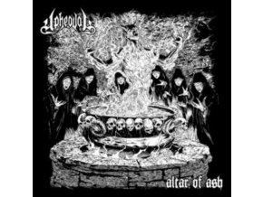 UPHEAVAL - Altar Of Ash (LP)