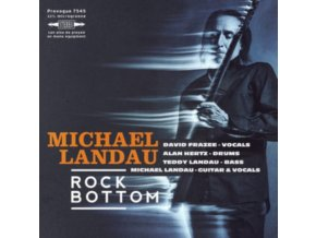 MICHAEL LANDAU - Rock Bottom (LP)