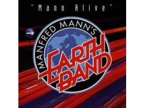 MANFRED MANNS EARTH BAND - Mann Alive (LP)
