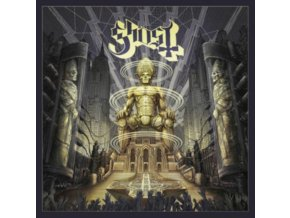GHOST - Ceremony And Devotion (LP)