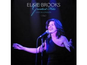 ELKIE BROOKS - Greatest Hits Live In London (LP)