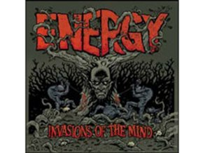 ENERGY - Invasions Of The Mind (LP)
