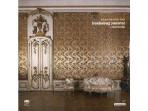 CONCERTO KOLN - J.S. Bach: Brandenberg Concertos (LP)