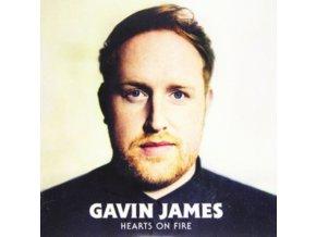 "GAVIN JAMES - Hearts On Fire (7"" Vinyl)"
