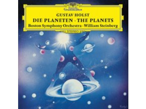 BOSTON SYMPHONY ORCH - Holst/The Planets (LP)