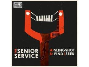 """SENIOR SERVICE - Slingshot / Find And Seek (7"""" Vinyl)"""