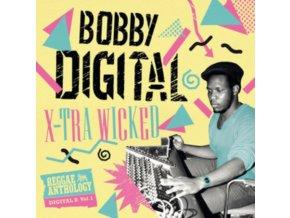 X-TRA WICKED (BOBBY DIGITAL REGGAE ANTHOLOGY) - X-Tra Wicked (Bobby Digital Reggae Anthology) (LP)