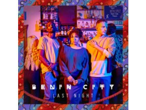 BENIN CITY - Last Night (LP)