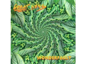 GREAT NEWS - Wonderfault (LP)