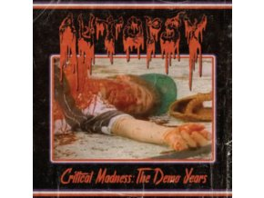 AUTOPSY - Critical Madness: The Demo Years (LP)