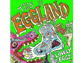 LOVELY EGGS - This Is Eggland (LP)