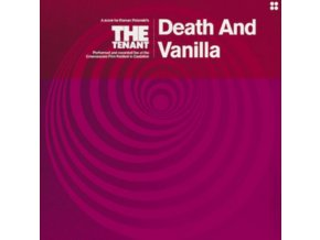 DEATH AND VANILLA - The Tenant (LP)