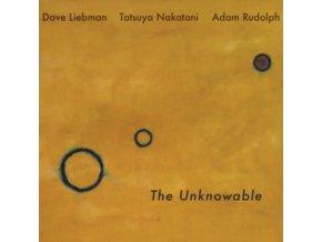 DAVE LIEBMAN / ADAM RUDOLPH / TATSUYA NAKATANI - The Unknowable (LP)