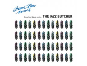 JAZZ BUTCHER - Brave New Waves Session (Blue Vinyl) (LP)