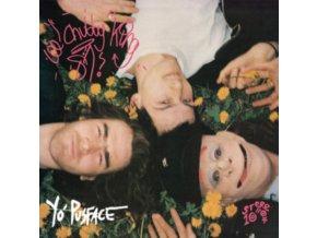 "LEE CHUBBY KING - Yo Pusface (Yellow Vinyl) (10"" Vinyl)"