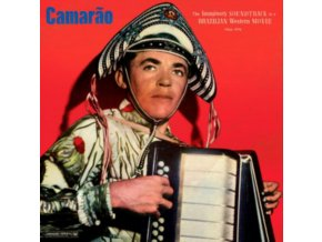 VARIOUS ARTISTS - Camarao - The Imaginary Soundtrack To A Brazilian Western Movie 1964 - 1974 (LP)