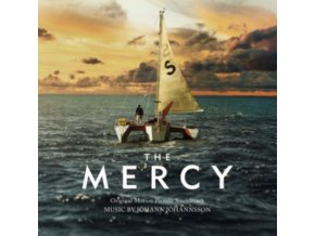 JOHANN JOHANNSSON - The Mercy (LP)
